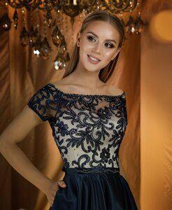a96edb01217 Эксклюзивные вечерние платья Владивосток