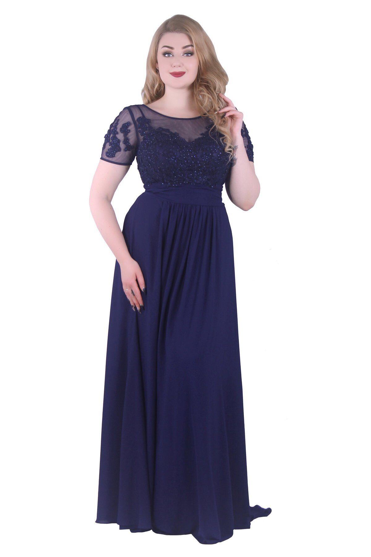 c1ac6f503b82a8d Вечерние платья для полных дам